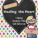 Healing the Heart- Self-Referral Activity- $4.25