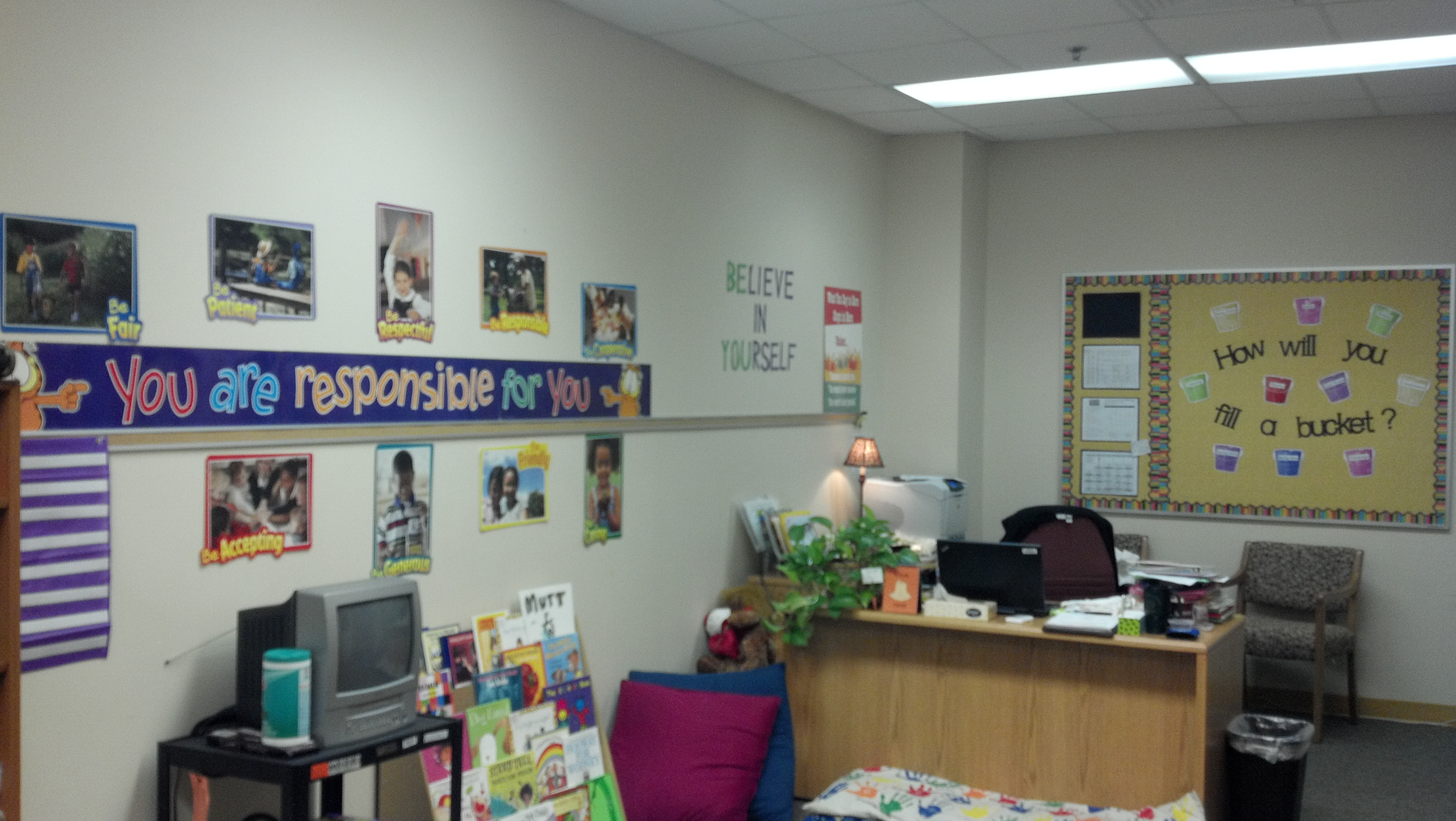 Unique  Elementary School Counselor My Office For The 2014  2015 School Year