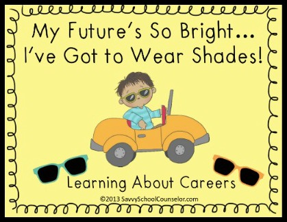 New!  Careers (Primary)- $6.00 at TpT