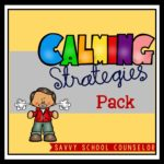 Calming Strategies Pack