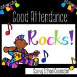 Good Attendance Rocks!