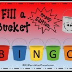 Fill Bucket BINGO- Group Edition- $5.50 in TpT Store