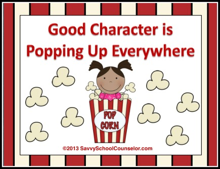 Character Trait Activity at TpT- $.3.75
