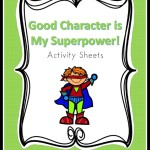 Superpower Activity Sheets- TpT $3.00