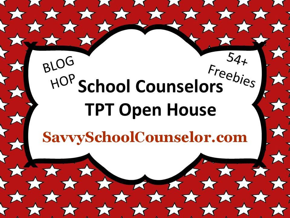 tpt school counselor blog hop savvy school counselor