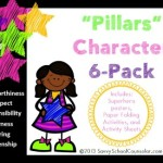 """Pillars"" Character 6-Pack"