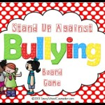 Stand Up Against Bullying Board Game- $5.00