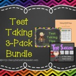 Test Taking Bundle 3-Pack- $12.50
