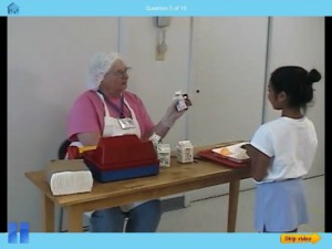 Social Skill Builder- Lunchtime