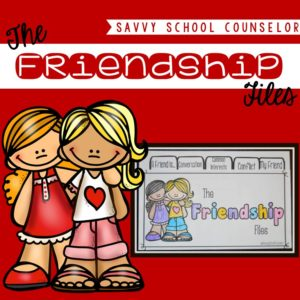The Friendship Files - FREEBIE