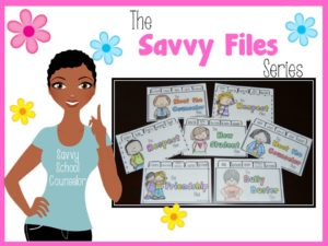 Savvy Files Series