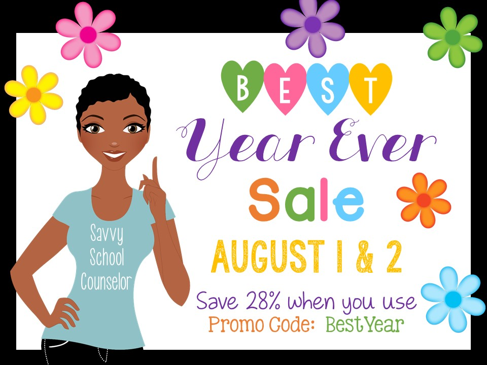 August 16 Sale