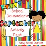 School Counselor's September Activity Pack